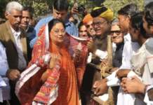 BJP in Rajasthan